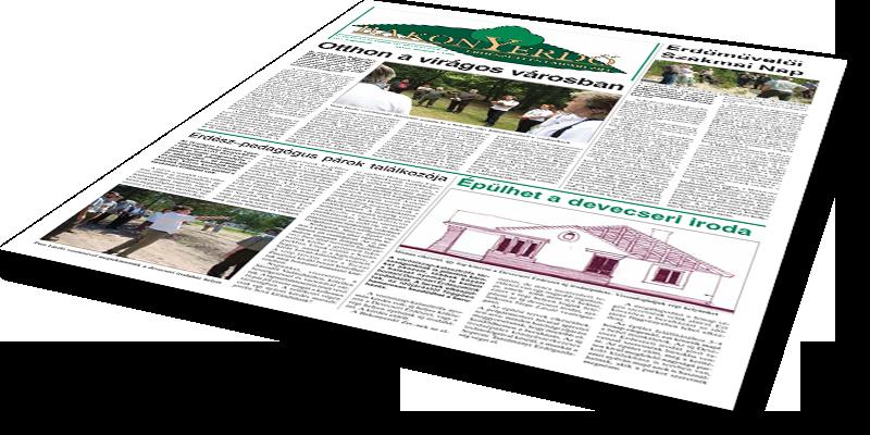 Bakonyerdő Zrt. - Vállalati újság 2011 szeptember