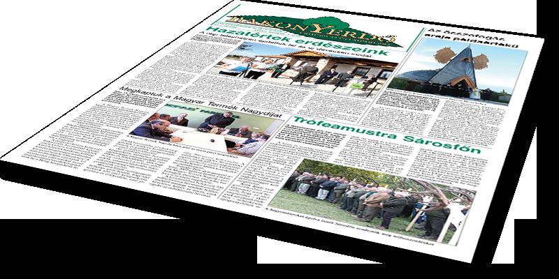 Bakonyerdő Zrt. - Vállalati újság 2012 október