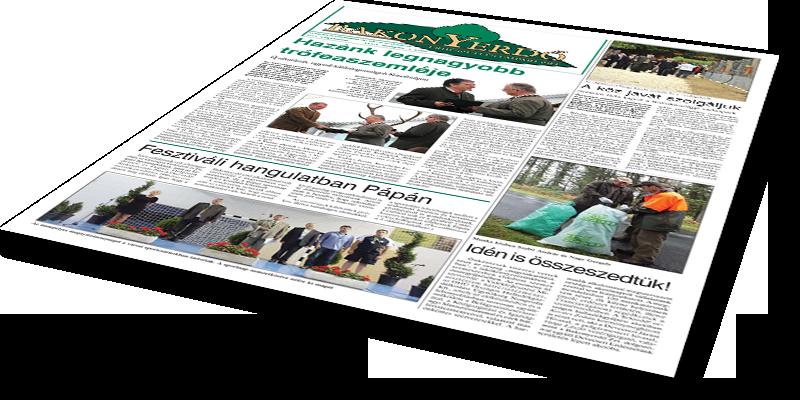 Bakonyerdő Zrt. - Vállalati újság 2013 szeptember
