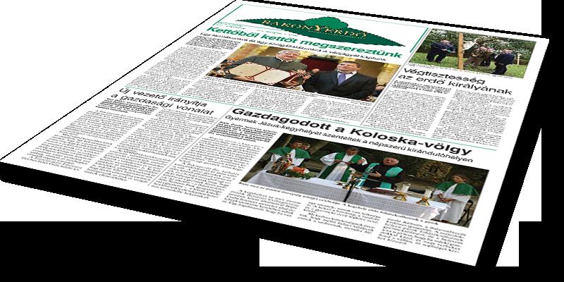 Bakonyerdő Zrt. - Vállalati újság 2017 szeptember