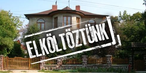 A Balatonfüredi Erdészet új elérhetősége