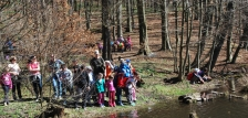 Erdők Nemzetközi Napja és a Víz Világnapja a Bakonyi Kisbetyárban